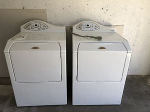Maytag Neptune Washer and Dryer set for Sale in Salt Lake City, UT