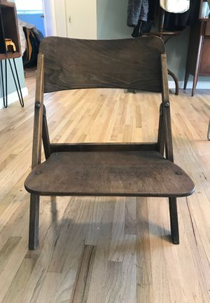 Antique chair for Sale in Portland, OR