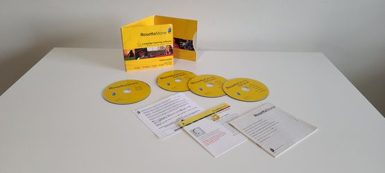 Rosetta Stone Portuguese language learning software for Sale in Queens,  NY
