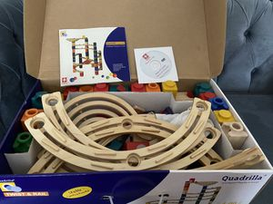 Quadrilla wood toy for Sale in CT, US