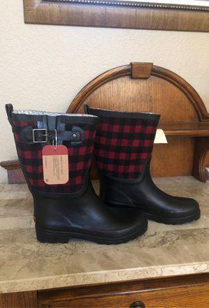 Chooka rain boots- size 7 women's for Sale in El Cajon, CA