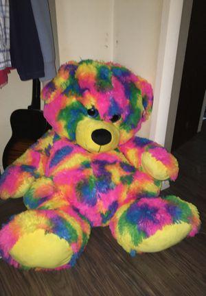 Really big stuffed animal bear for Sale in Lakewood, CO