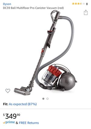 Dyson ball vacuum for Sale in Tempe, AZ