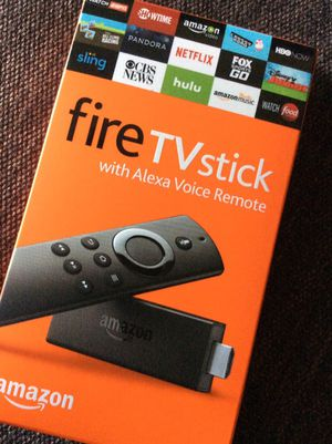 Fire stick with Alexa remote for Sale in Austin, TX