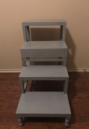 Reversible Coffee Table and Stairs for Sale in Denton, TX