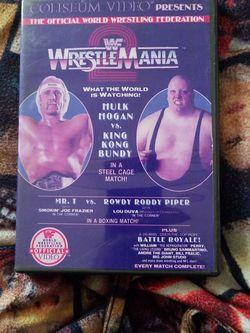 Wwf Wrestlemania 2 Dvd for Sale in Chicago,  IL
