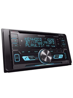 Kenwood Double-DIN In-Dash CD/MP3/USB Bluetooth AM/FM Car Stereo Receiver High Resolution Audio Compatibility Pandora/iHeart Radio/Spotify/iPhone and for Sale in Los Angeles, CA