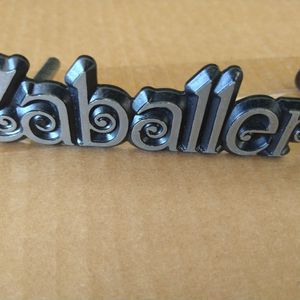 85-86-87 GMC Caballero Grill Emblem Clean for Sale in Riverside, CA