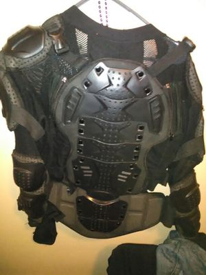 Breathable Motorcycle Armor. for Sale in Detroit, MI