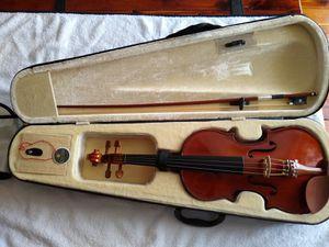 New Violin. Full size 4/4 Violin, Cecilio CVN -200 for Sale in Hialeah, FL