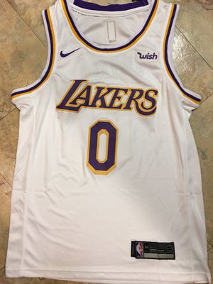 Kuzma jersey's stitched Lakers for Sale in Ontario, CA