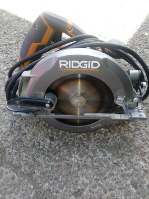 Ridgid power tool for Sale in Vancouver, WA