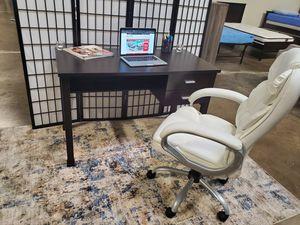 Primo Computer Desk, Espresso Finish, 13746 for Sale in Santa Ana, CA