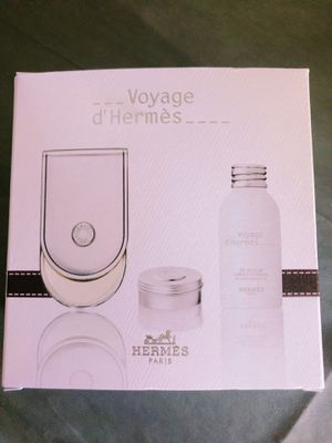 Hermès perfume set unisex voyage brand new gift set for Sale in Ontario, CA