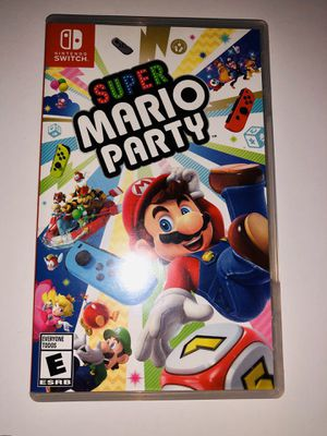 Super Mario Party - Switch game for Sale in Annandale, VA