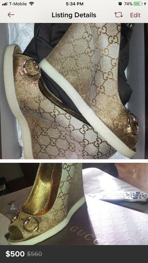Shoes Gucci for Sale in Bronx, NY