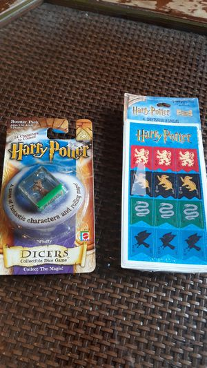 Collectible Harry Potter Memorabilia for Sale in Beech Grove, IN