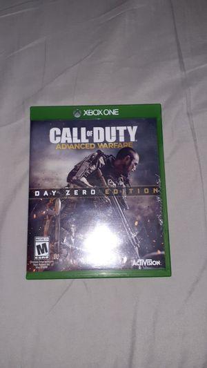 Call of Duty: Advanced Warfare Ps4 for Sale in San Jose, CA