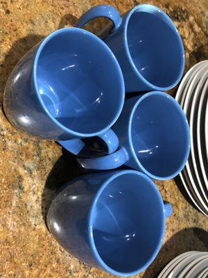 4 mugs 4 tasas for Sale in San Jose, CA