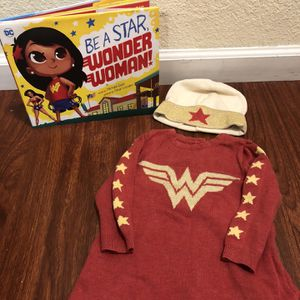 wonder womam set for Sale in Milpitas, CA