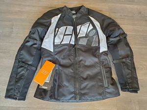 New Icon Women's Motorcycle Jacket SMALL for Sale in Pacific, WA