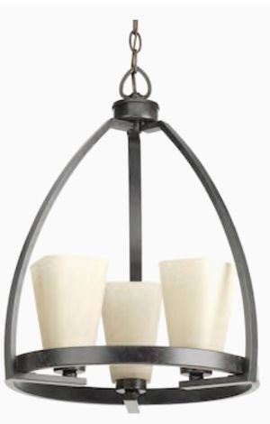 Contemporary chandelier / light fixture for Sale in North Andover, MA