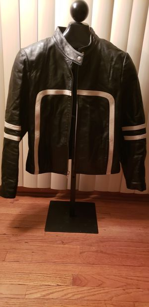 Motorcycle/Everyday Leather jacket size L for Sale in Cleveland, OH