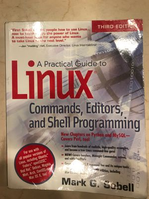 A Practical Guide to Linux for Sale in Portland, OR