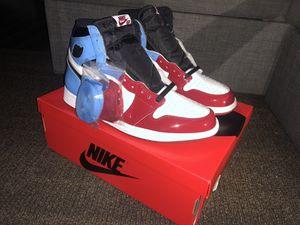 Jordan 1 Unc To Chicago for Sale in Wesley Chapel, FL