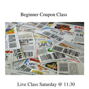 Coupon Class. for Sale in Alexandria, LA
