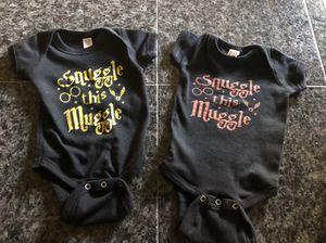 Brand New Harry Potter Onesies New Born for Sale in Montesano, WA