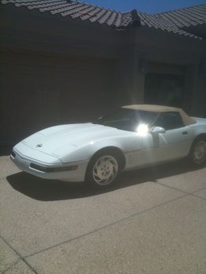 Chevy, Corvette Convertible, 1993, 6 speed for Sale in Phoenix, AZ