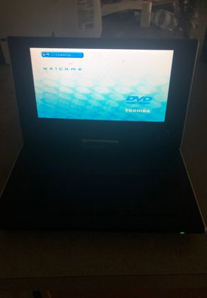 DVD player portable for Sale in San Antonio, TX