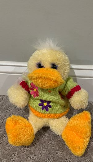 Duck stuffed animal for Sale in Alexandria, VA