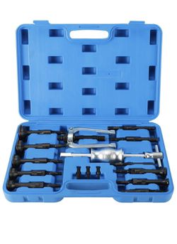 8MILEAKE Blind Inner Bearing Puller Hole Remover Extractor Set Slide Hammer Tool Kit for Sale in St. Louis,  MO