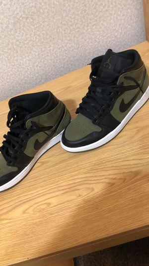 Green & Black Jordan 1's for Sale in Derby, KS