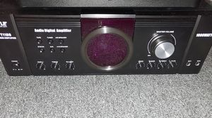 Pyle PT1100 1000 Watt Power Amplifier DJ Pro Audio for Sale in Philadelphia, PA