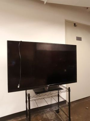 55 inch RCA TV needs new screen. for Sale in Detroit, MI