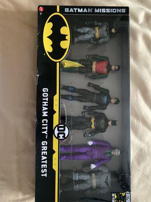 $40 DC Comics Super Heroes and Villans for Sale in Miami, FL