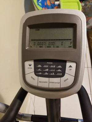 Cardio dual trainer alll in one elliptical and stair stepper for Sale in Tampa, FL