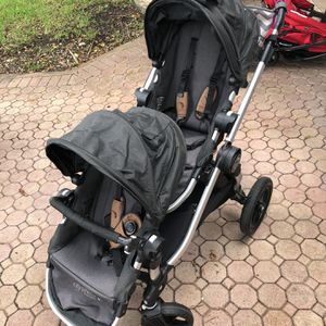 Baby Jogger City Select Double Stroller (Anniversary Edition) for Sale in Miami, FL