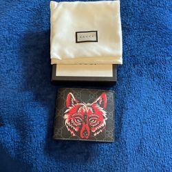 wolf wallet for Sale in Cedar Park,  TX