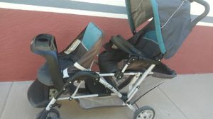 Graco Double stroller really clean for Sale in El Paso, TX
