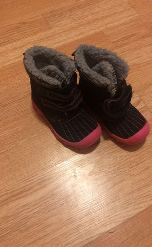 Toddler girl boots size 7 for Sale in Arden, NC