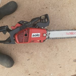 Solo Chainsaw for Sale in Muncy, PA