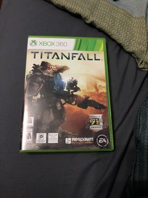 Xbox 360 titanfall game for Sale in Tampa, FL