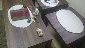 Coffee table and end table for Sale in Hutchinson, KS