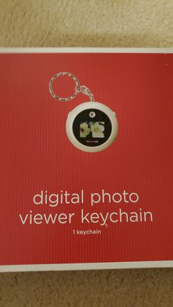 Digital Photo Viewer Keychain for Sale in Wexford,  PA