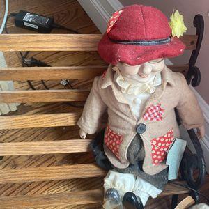 Grandma On Bench for Sale in Barnum Island, NY