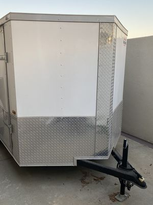 Enclosed Cargo Trailer V-Nose for Sale in Huntington Beach, CA